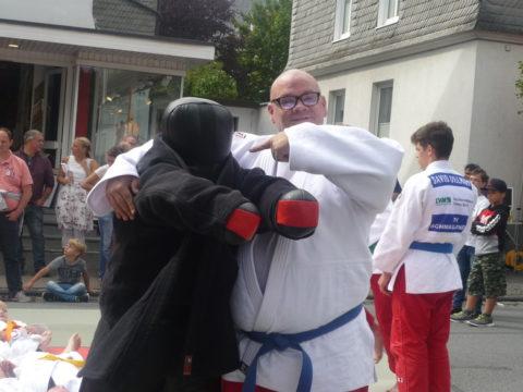 Einstiegstraining für Judo-Neulinge ab 11.02.2020