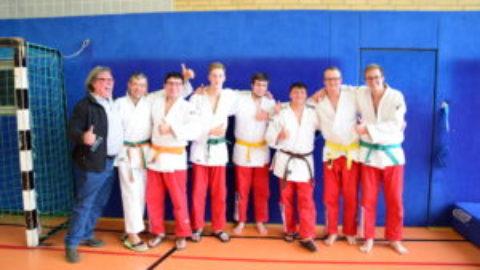 Harter Rückschlag für die Männermannschaft der Abt. Judo