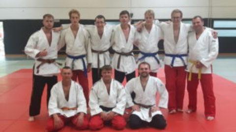 Starker Auftakt der Judo-Männermannschaft