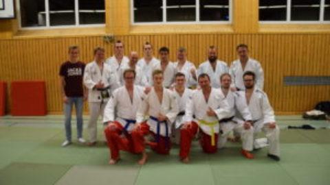 Judo-Mannschaft geht mit nur 3 Kämpfern ins Saisonfinale