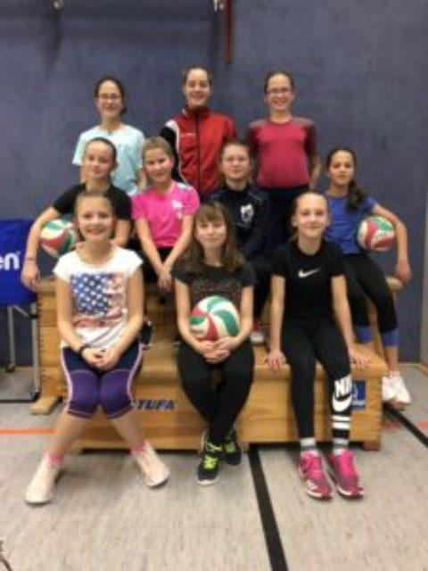 Jahresbericht 2019 der Abt. Volleyball