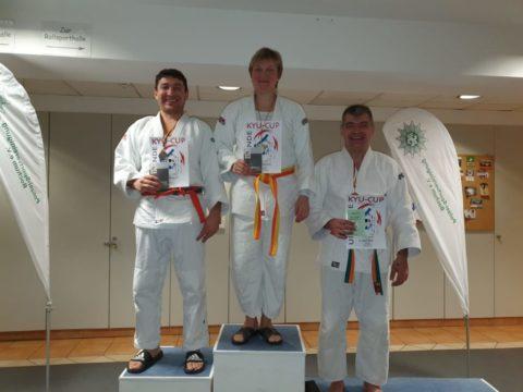 5 Judokas, 2 Turniere, 5 Medaillen an 1 Tag