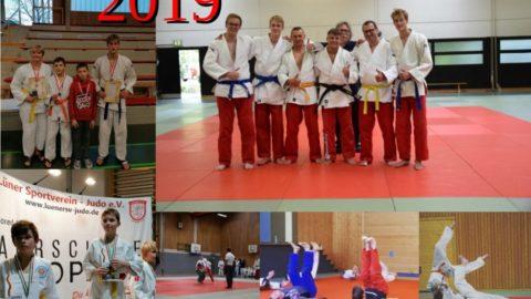 Jahresrückblick 2019 Abt. Judo