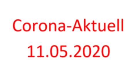 Corona-Aktuell – Was ändert sich im TVS ab dem 11.05.2020?