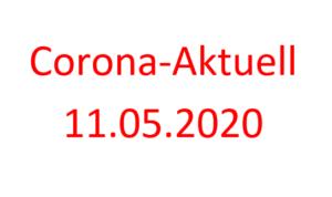 Corona-Aktuell - Was ändert sich im TVS ab dem 11.05.2020?