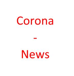 Corona - Erneute Einstellung des Sportbetriebes